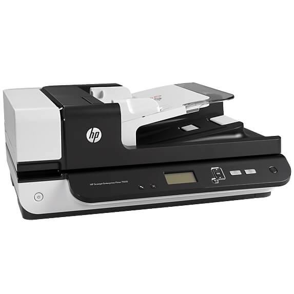 HP Scanjet Enterprise Flow 7500 Flatbed L2725B