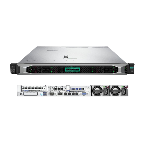 Chassis HPE ProLiant DL360 Gen10 - 1 x 500W Power Supply