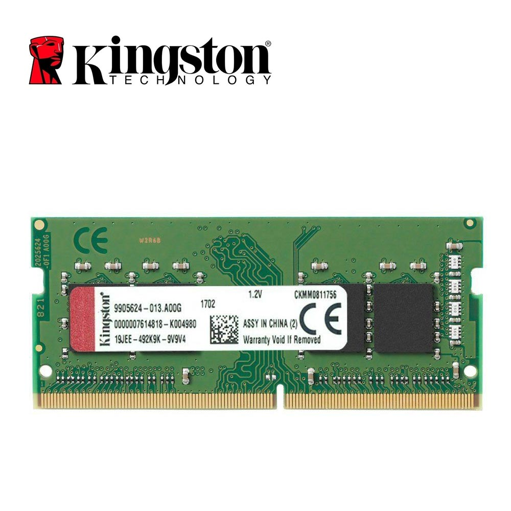 Ram Laptop Kingston 8GB DDR4 2666  CL19  SODIMM