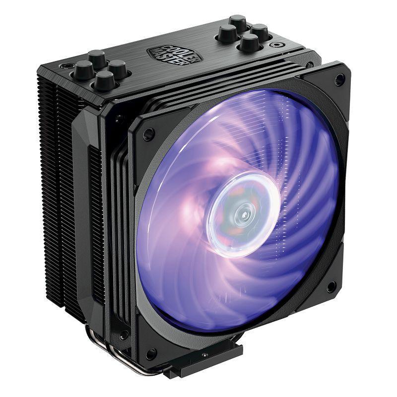 Tản nhiệt khí Cooler Master HYPER 212 RGB BLACK EDITION