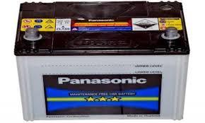 Bình Ắc quy 12V-65AH PANASONIC 65D26R/L