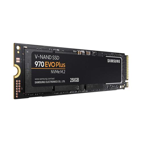 Ổ Cứng SSD Samsung 250GB 970 Evo Plus PCIe NVMe V-NAND M.2 2280