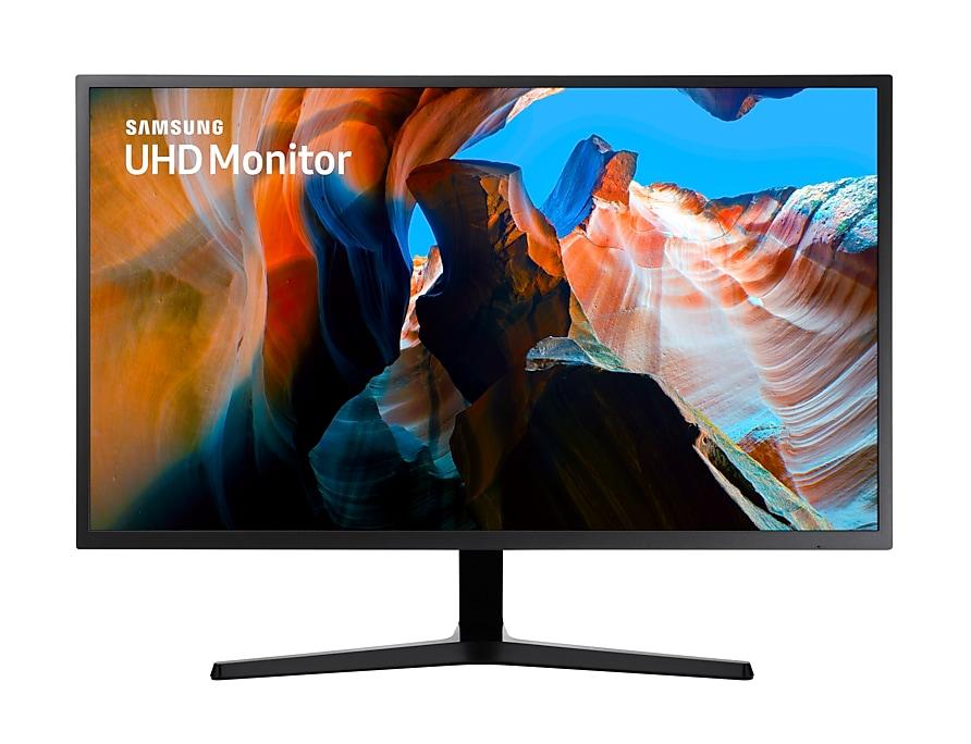 Màn Hình LCD Samsung 32inch UHD (3840 x 2160/VA/60Hz/4ms/Đen) - LU32J590UQEXXV