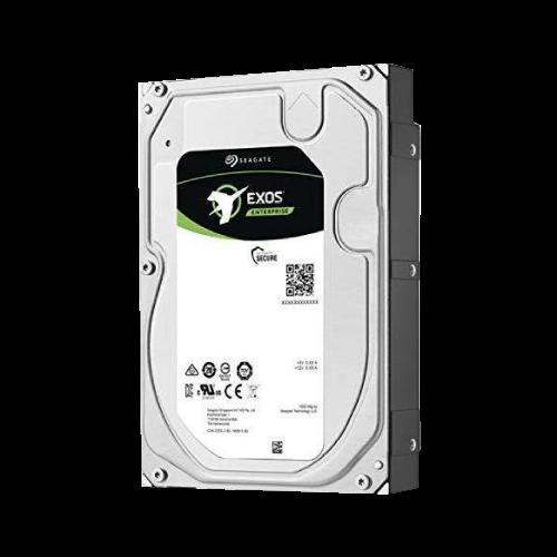 Ổ Cứng HDD Seagate Exos 7E8 Enterprise 4TB 7.2K RPM SAS 512N 3.5 inch 256MB Cache - NK