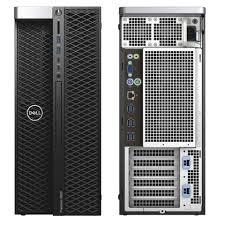 Máy Bộ WorkStation Dell Precision 7820 Tower XCTO Base 42PT78D027 (Xeon Bronze 3104/16GB(2x8GB)/2TB/Quadro P2200/Ubuntu)
