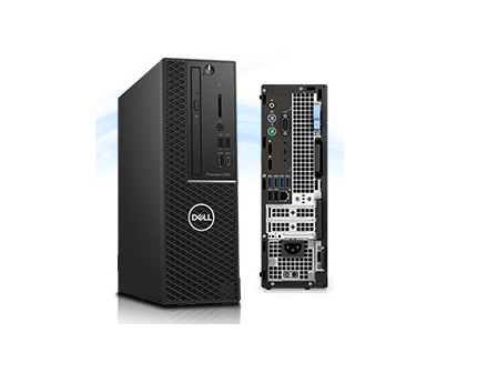 Máy Bộ WorkStation Dell Precision Tower 3431 CTO 42PT3431D01 (Xeon E-2224G/ 8GB/ 1TB/ Quadro P620/ Ubuntu)