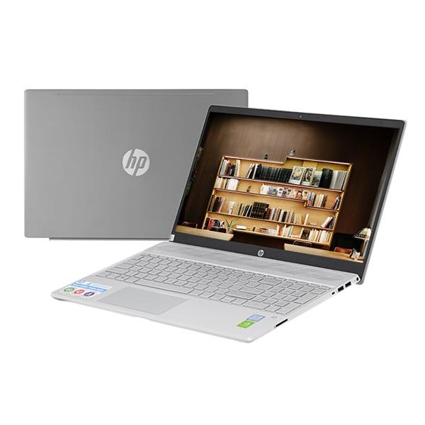 Laptop HP Pavilion 15-cs2120TX 8AG58PA (i5-8265U/4Gb/1TB HDD/15.6FHD/MX130 2GB/Win10/Grey)