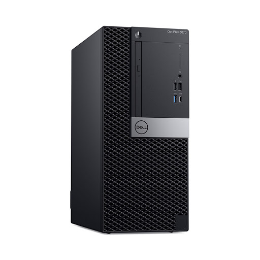 Máy Bộ PC Dell Optiplex 5070 Tower (i5 9500/8GB/1TB/Ubuntu) (70209661)