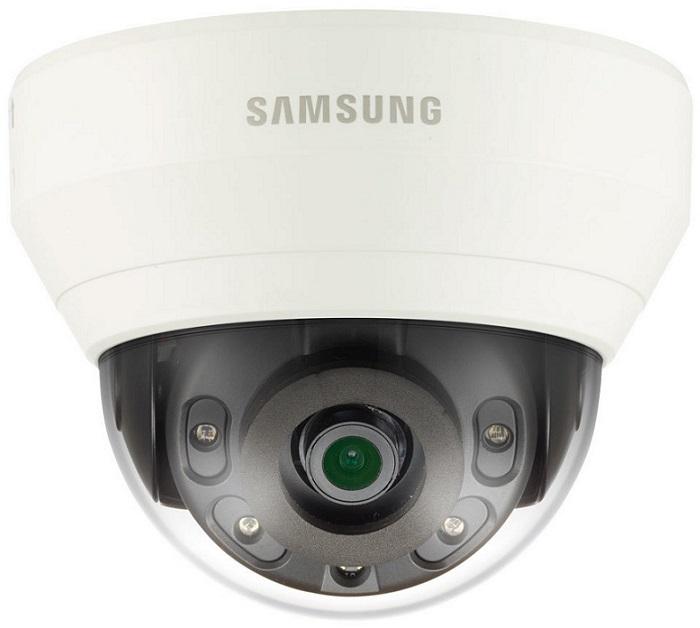 Camera IP Dome hồng ngoại 4.0 Megapixel Hanwha Techwin WISENET QND-7010R