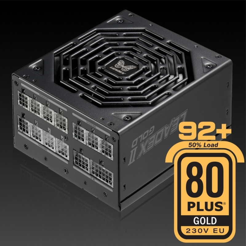 Nguồn Power Super Flower Leadex II 1000W 80Plus Gold