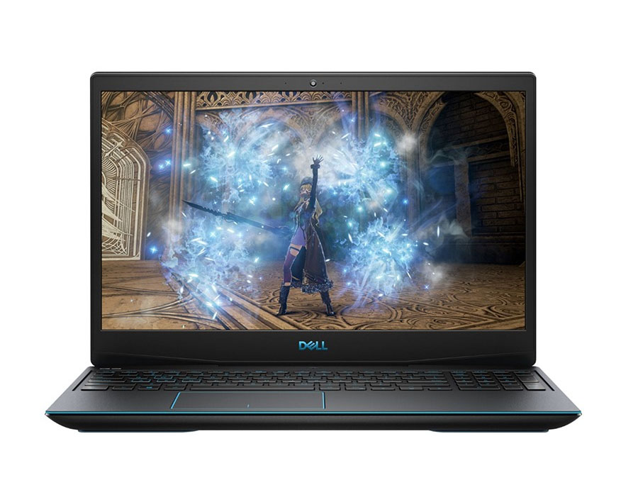 Laptop Dell Gaming G3 3590 70203973 (Core i7-9750H/8Gb/512Gb SSD/15.6inch FHD/GTX1660 TI 6GB/Win10/Black)