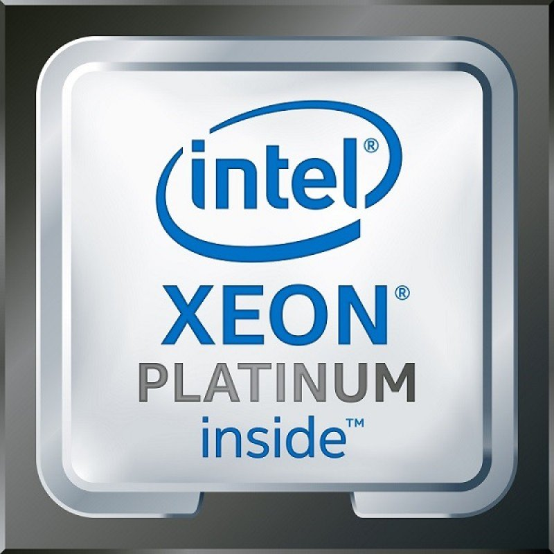 Intel Xeon Platinum 8160F (24/48T, 2.1G, 33M, 10.4GT UPI)