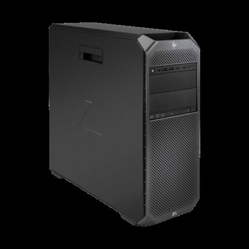 Máy Bộ WorkStation HP Z6 G4 Workstation CPU Xeon Silver 4208/8G RAM ECC REG/256GB SSD/K+M/Linux - 8GA42PA