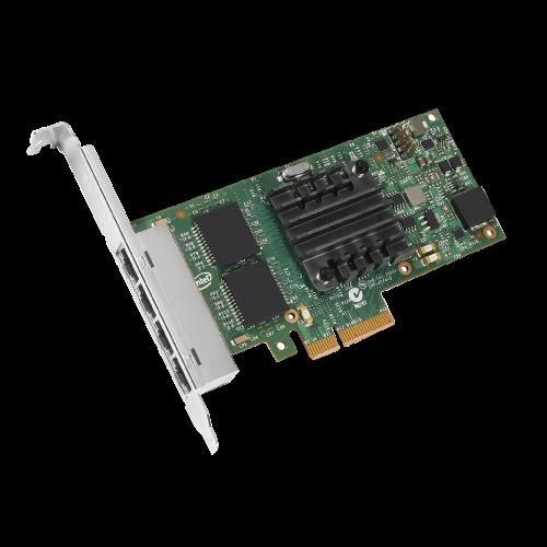 Card Mạng Intel® Ethernet Server Adapter I350-T4 Quad Port Network