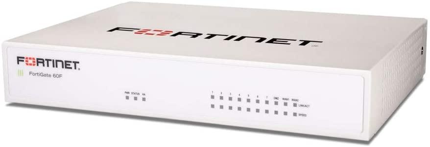 Thiết Bị Tường Lửa Firewall FortiGate 60F (FG-60F-BDL -950-12)