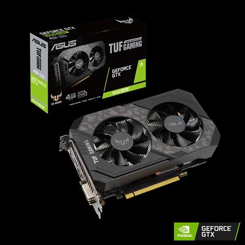 Card Màn Hình VGA ASUS TUF Gaming GeForce GTX 1650 SUPER 4GB GDDR6 - TUF-GTX1650S-4G-GAMING