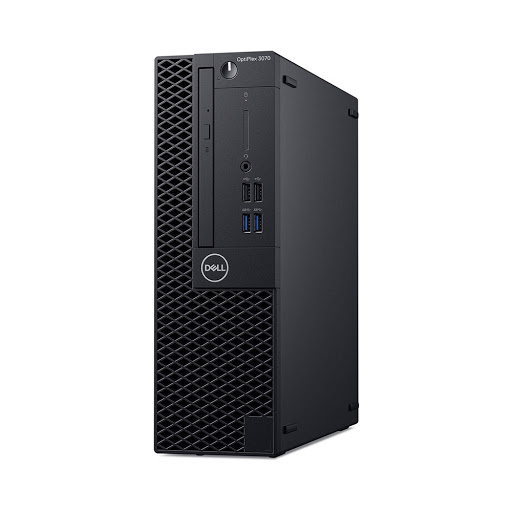 Máy Bộ PC Dell Optiplex 3070 SFF (70205792) (i3-9100/4GB/1TB HDD/UHD 630/Fedora/BH 36T)