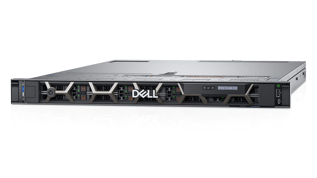 Dell EMC PowerEdge R640 (DA) - 8 SFF