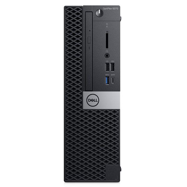 Máy Bộ PC Dell Optiplex 5070 Tower 5070SFF-9700-1TBKHDD (i7/8GB/1TB/WIN10)