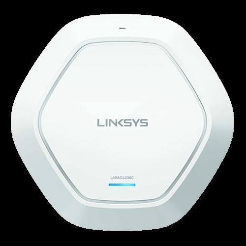 Thiết Bị Mạng Bộ Phát Router Wifi Linksys LAPAC1200C Dual-Band Cloud Wireless Access Point