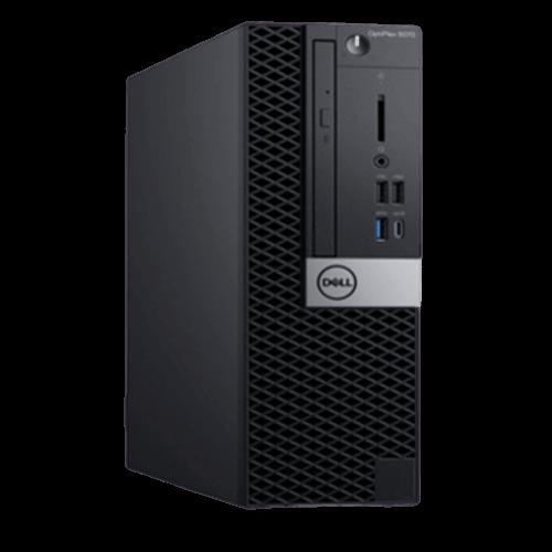 Máy Bộ PC Dell Optiplex 3070 SFF (70205792) (i3-9100/4GB/1TB HDD/UHD 630/Fedora/BH 36T)