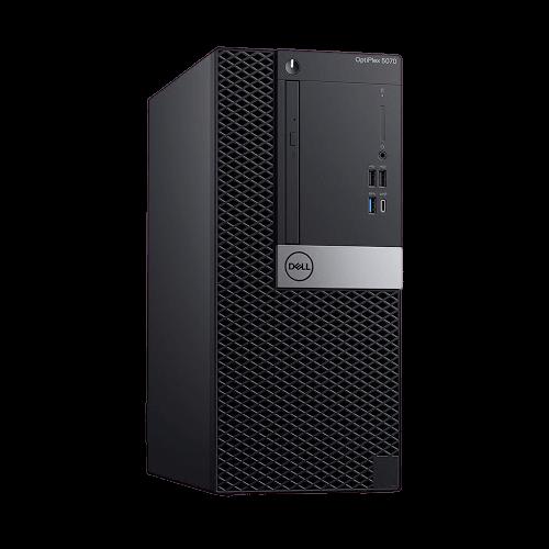 Máy Bộ PC Dell Optiplex 5070 Tower (i5 9500/8GB/1TB/Ubuntu) (70209661)