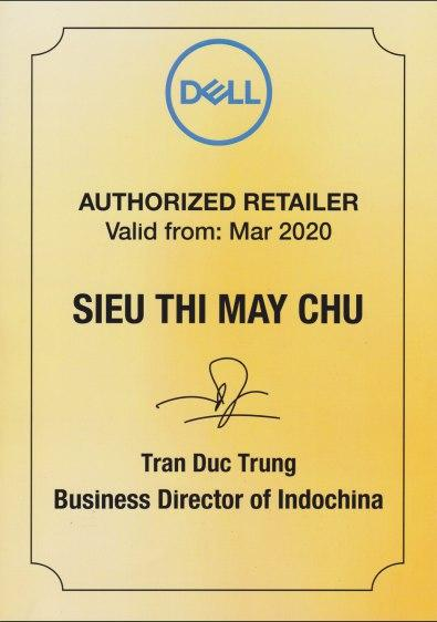 Authorized Retailer Sieu Thi May Chu